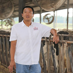 UGA Animal and Dairy scientist Sha Tao researches heat stress and its effects on dairy cattle physiology. As principal investigator on this project, he directed the experiment to understand cellular reactions in real-world circumstances for dairy cattle.