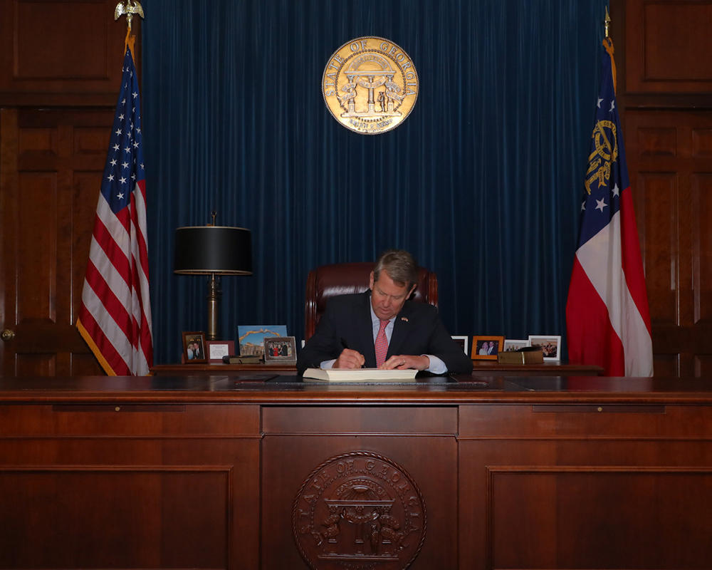 On May 10, Georgia Gov. Brian Kemp signed the fiscal year 2022 state budget that designated $26.1 million for capital projects at the UGA College of Agricultural and Environmental Sciences.
