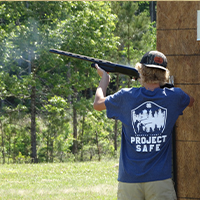 Youth earned the right to participate by shooting a minimum score at one of 12 area qualifying matches held throughout the state and hosted by UGA Extension staff and 4-H SAFE-certified coaches.