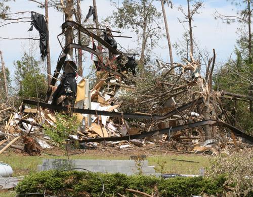 Spalding County tornado