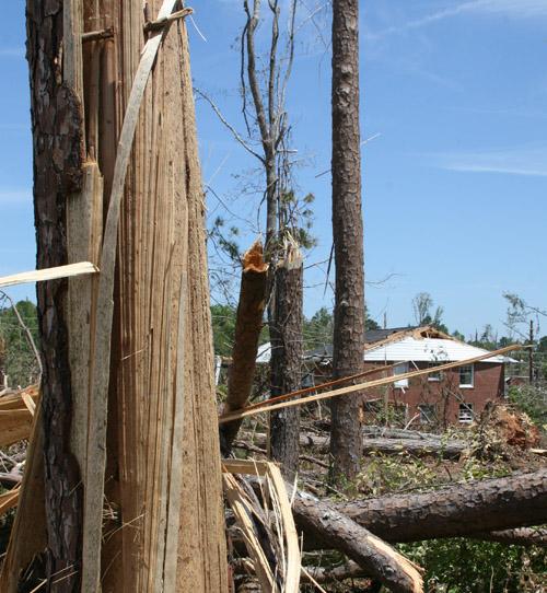 Spalding County Tornado B