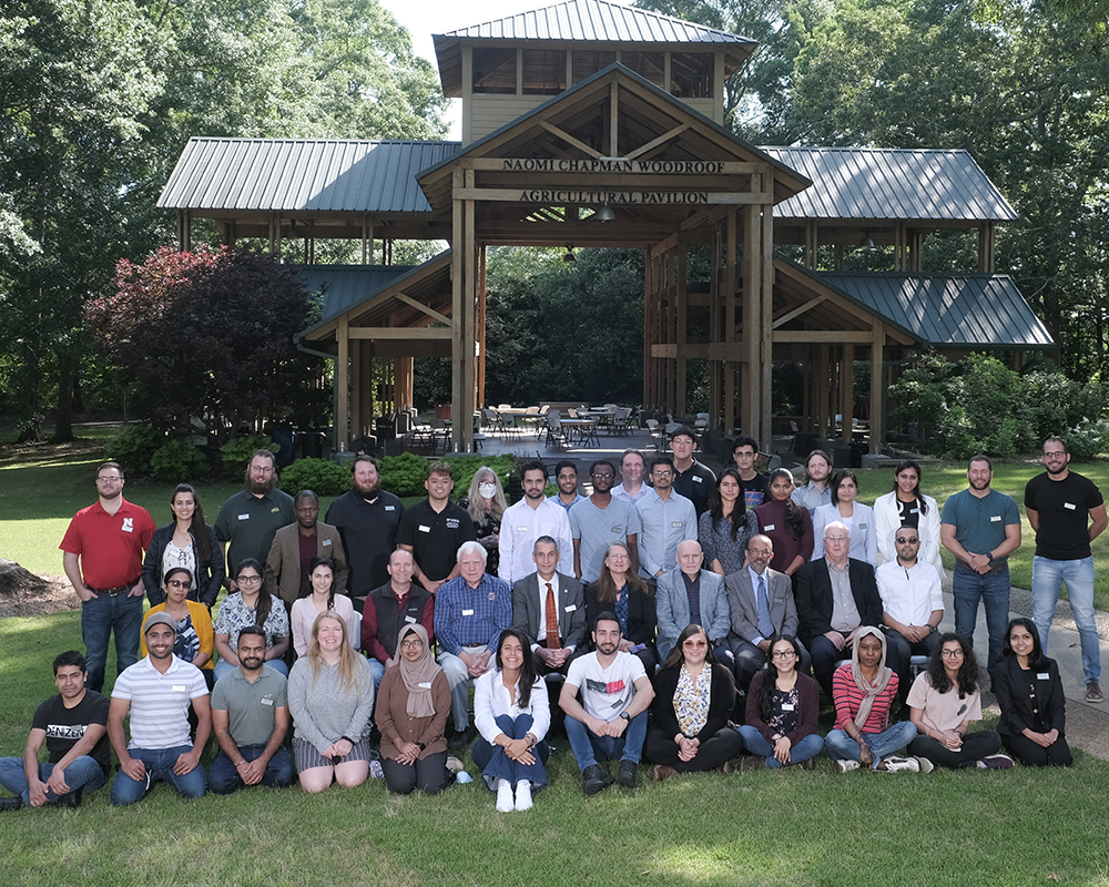 A DSSAT training workshop that draws international participation is held on the University of Georgia Griffin campus each year. This year, 35 researchers attended the workshop, held from May 17 to 21, to learn the latest version of the precision agriculture software.