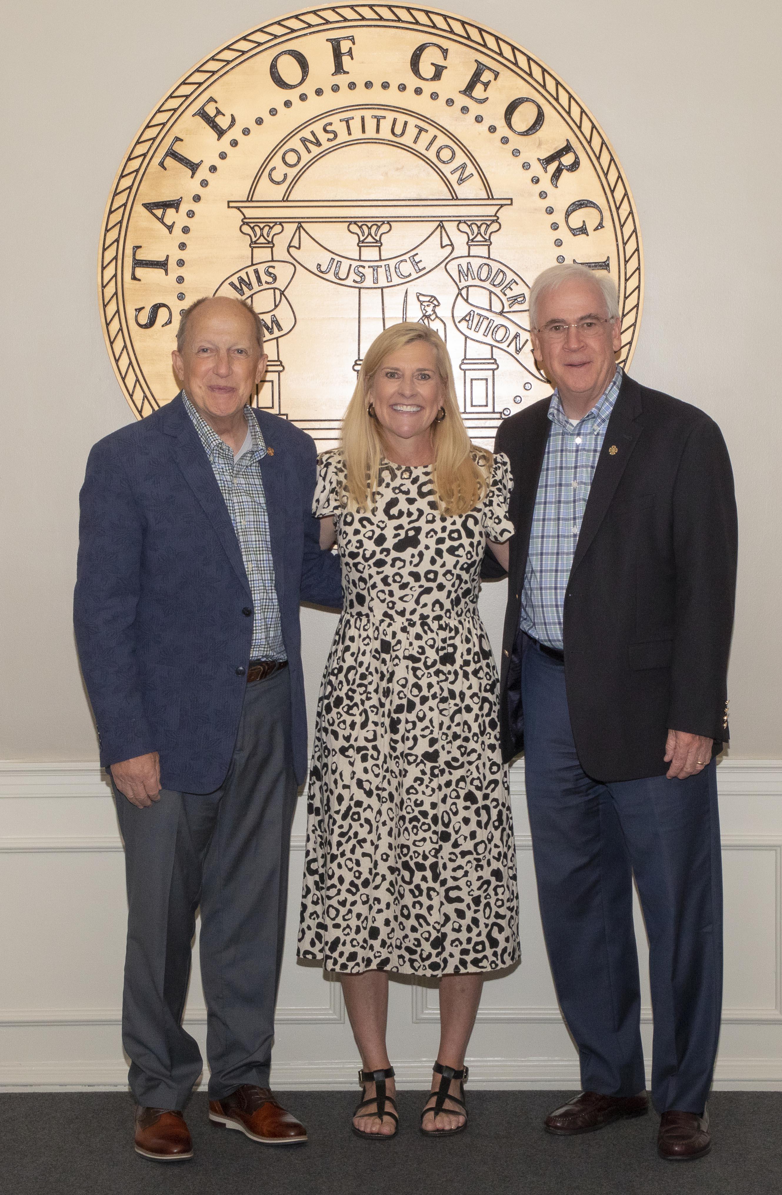 Bo Ryles, Marty Kemp and Arch Smith