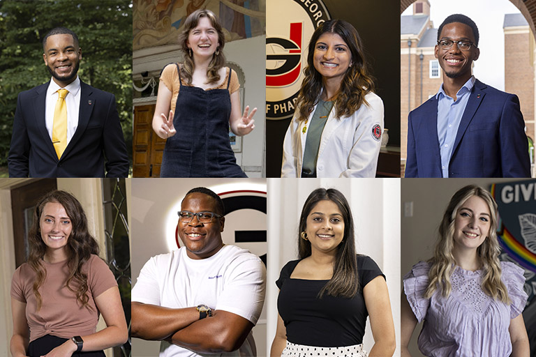 Do you want to have a great year at the University of Georgia? Eight UGA Amazing Students share their best advice for success on campus.