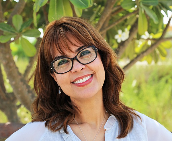 """D.W. Brooks lecturer Ismahane Elouafi is the UN Food and Agriculture Organization's first chief scientist. Her talk, """"How science, technology and innovation can accelerate the transformation of our agri-food systems,"""" will be hosted on Zoom at 3:30 p.m. Nov. 2."""