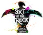 Art at the Rock logo