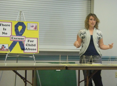 4-H presentation