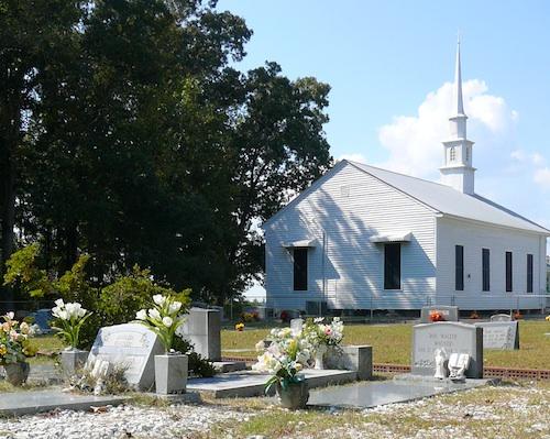 UCMC historic cemeteries