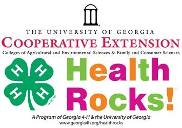 Health Rocks logo