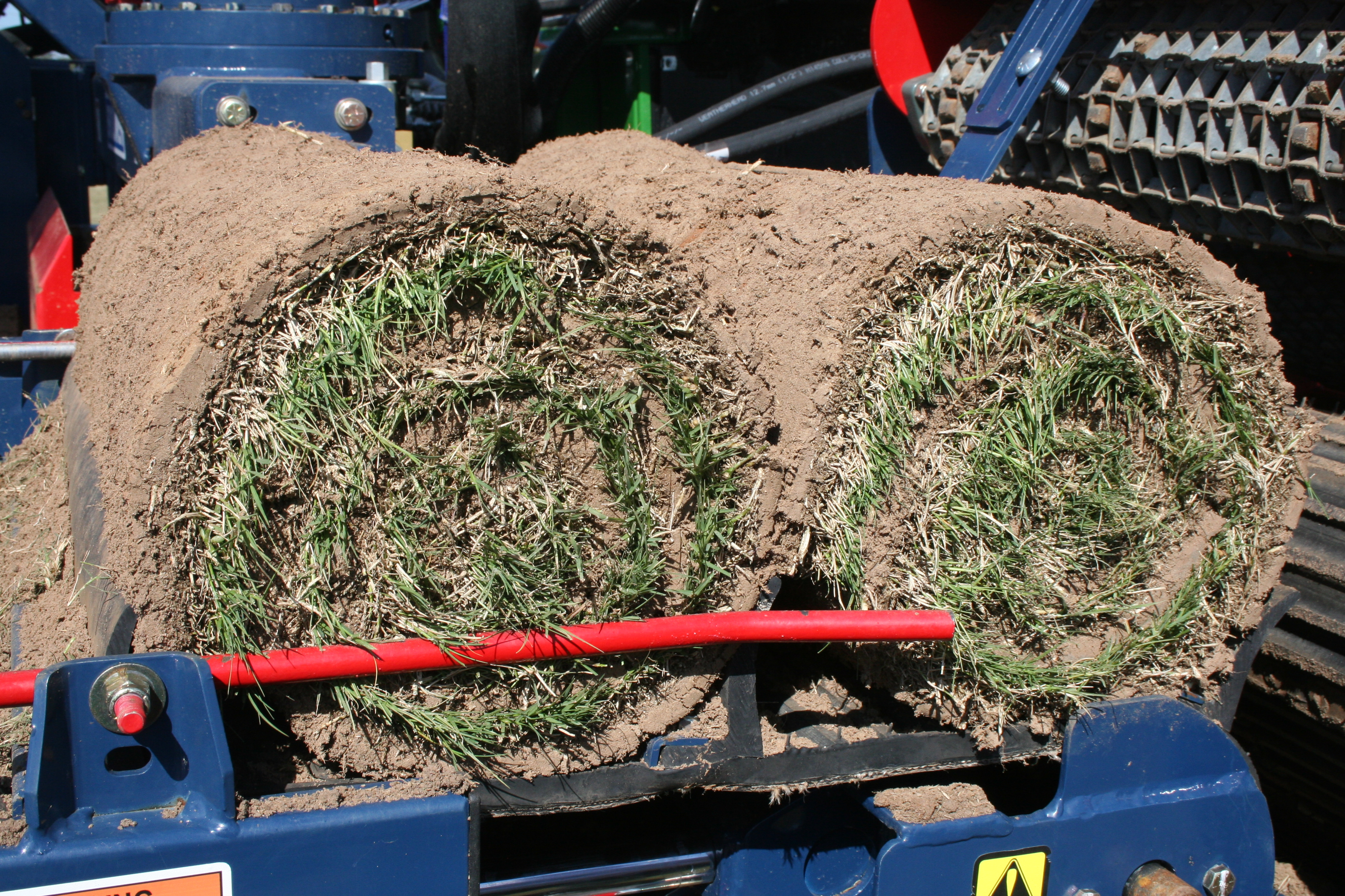 Installing a sodded-turfgrass lawn will cost more in 2012, a recent survey shows. But, there's plenty of sod in Georgia for the job.