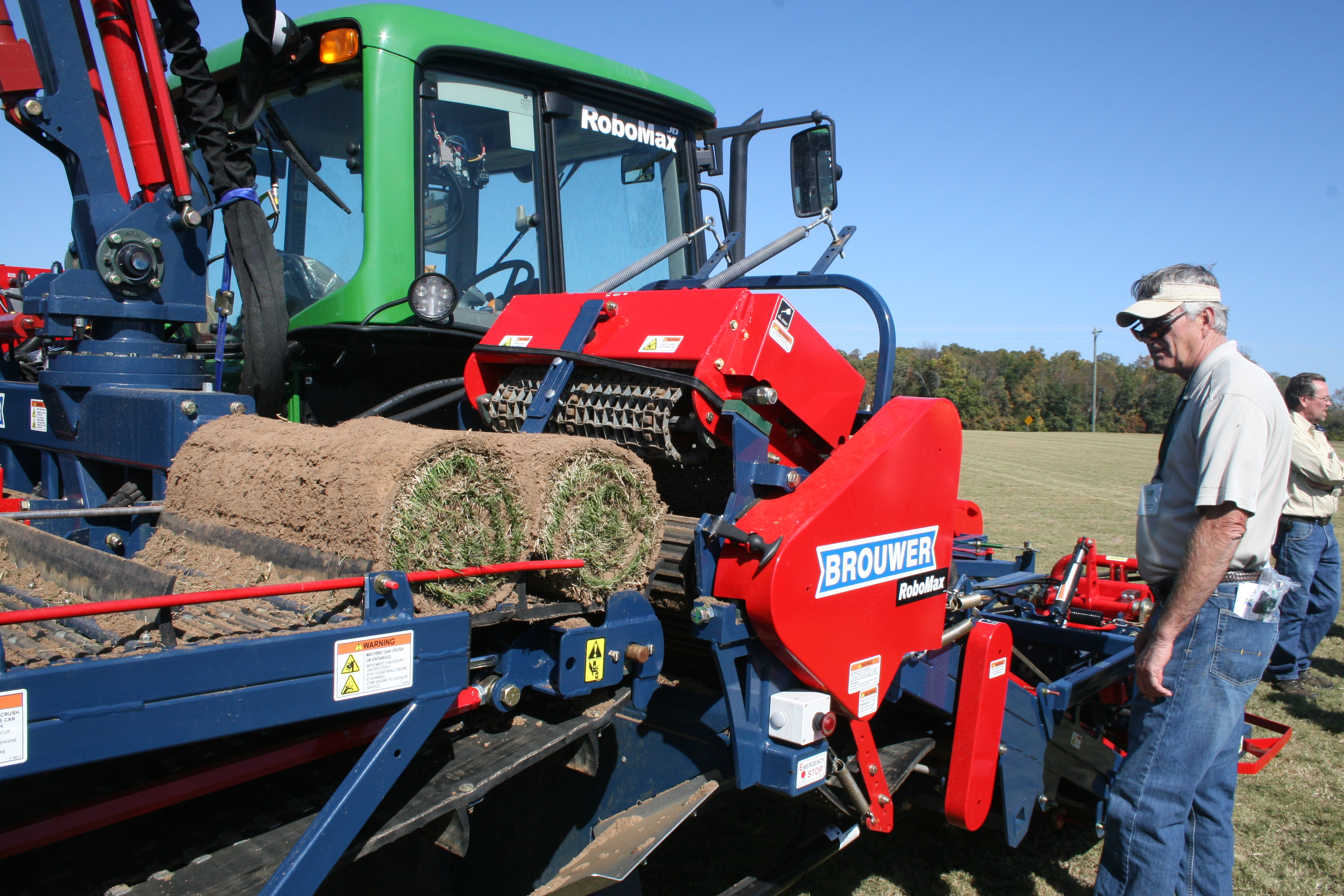 The up-coming EDGE Expo event includes a tradeshow highlighting the newest Green Industry equipment.