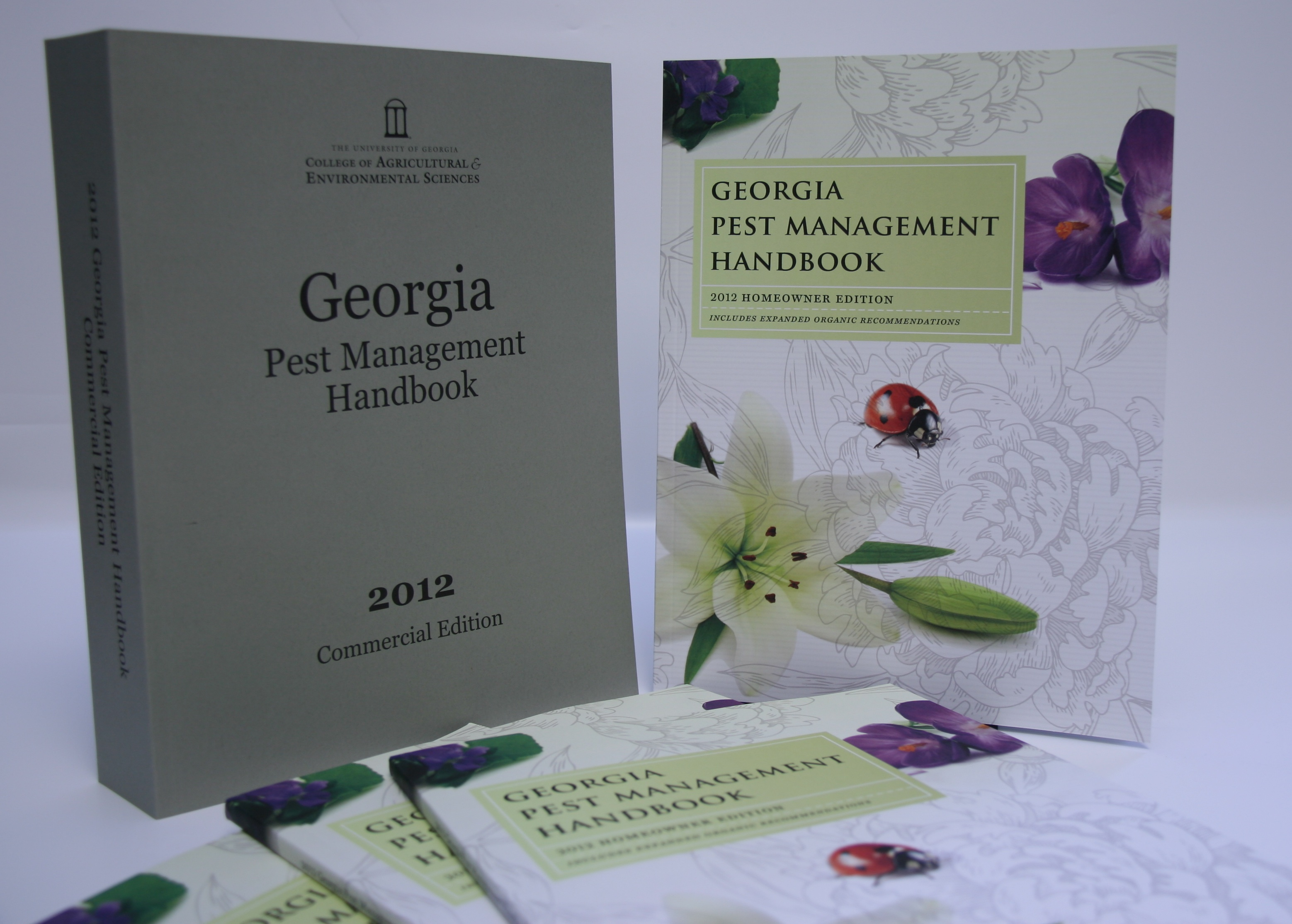 Georgia Pest Management handbooks 2012