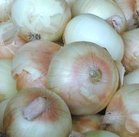 Vidalia onions.
