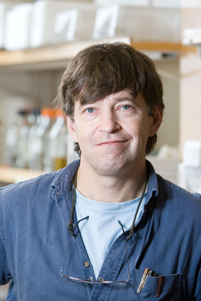 UGA researcher Andy Paterson