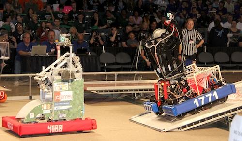 4-H Robotics Clubs