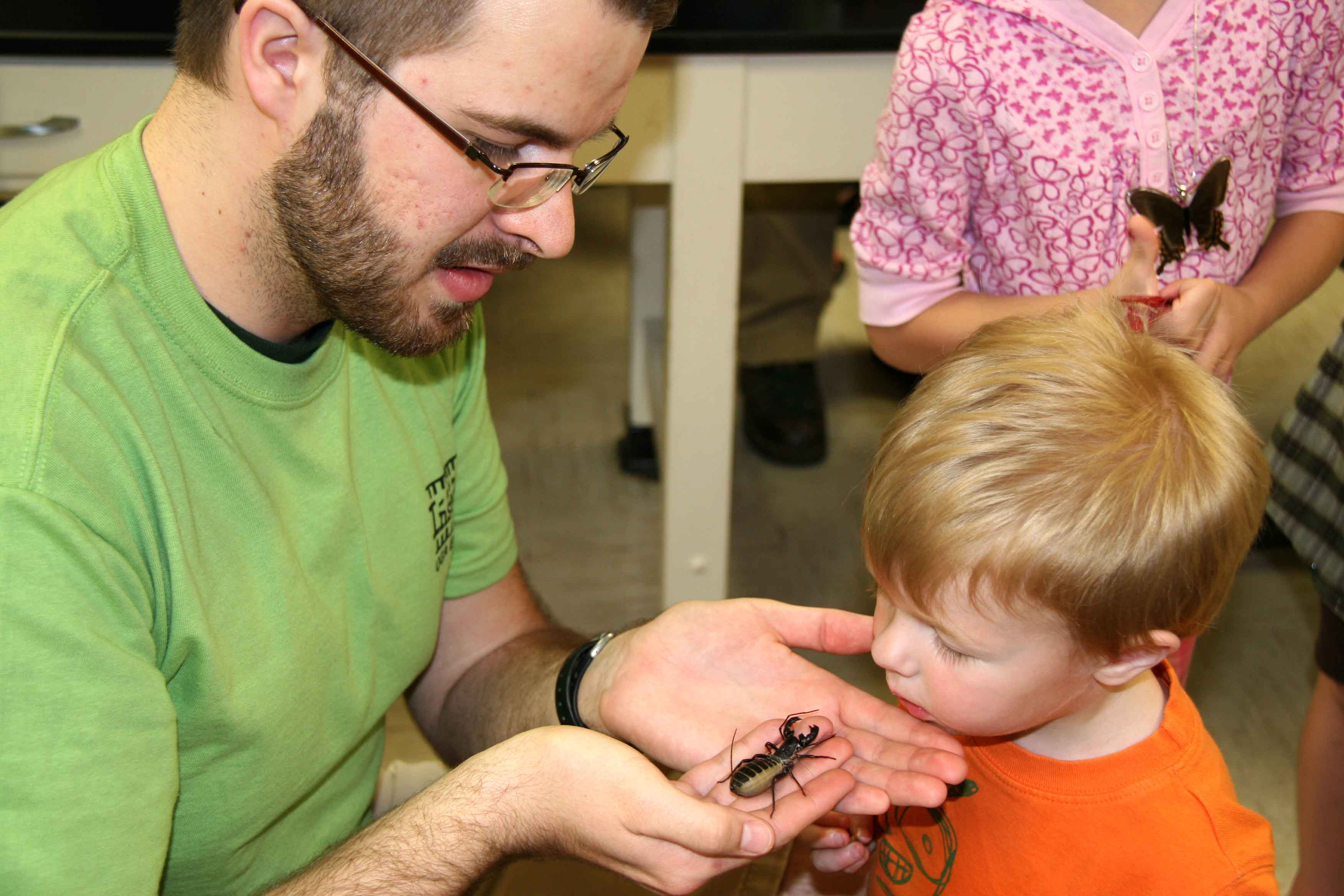 UGA Insect Zoo Open House