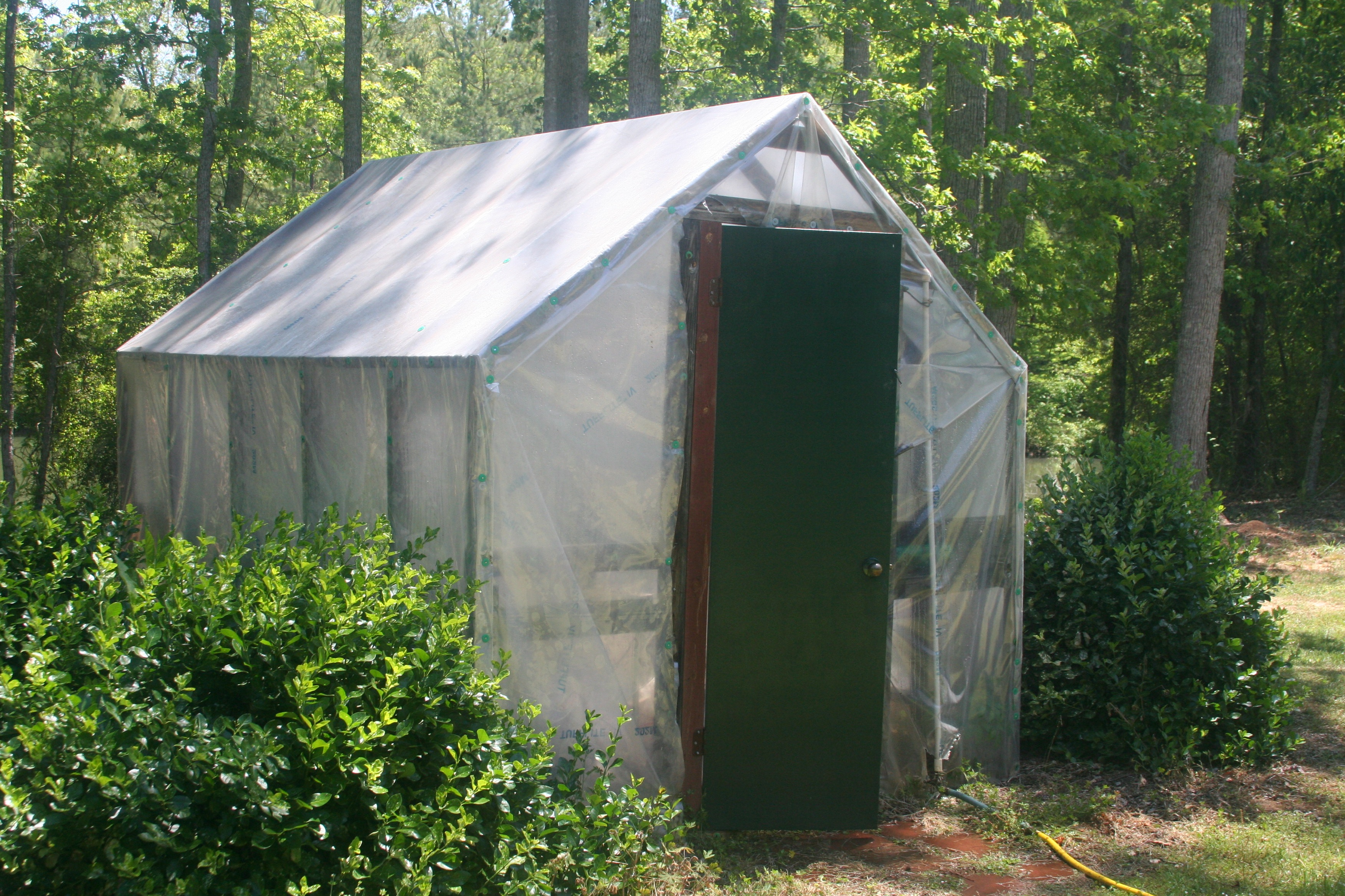 caes newswire hobby greenhouses