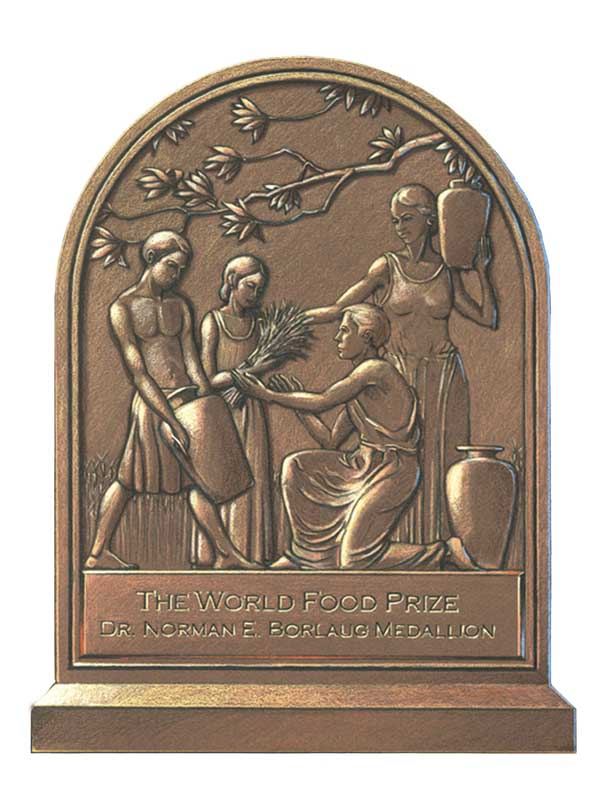 Borlaug Medallion
