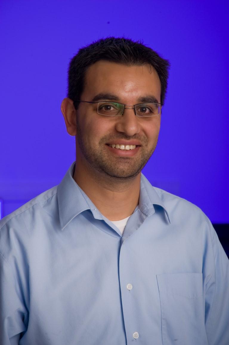 Portrait of walid qasim alali