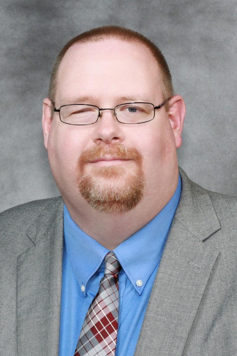 Portrait of Brian T. Watson