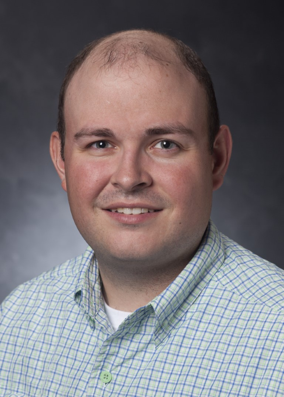 Portrait of Raymond Fitzpatrick