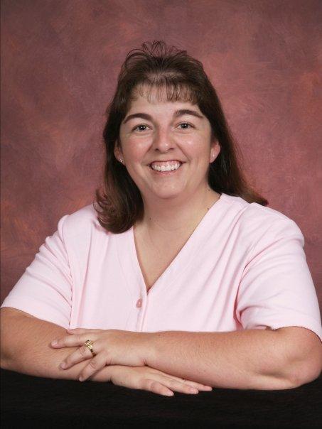 Portrait of April Nichole Reese