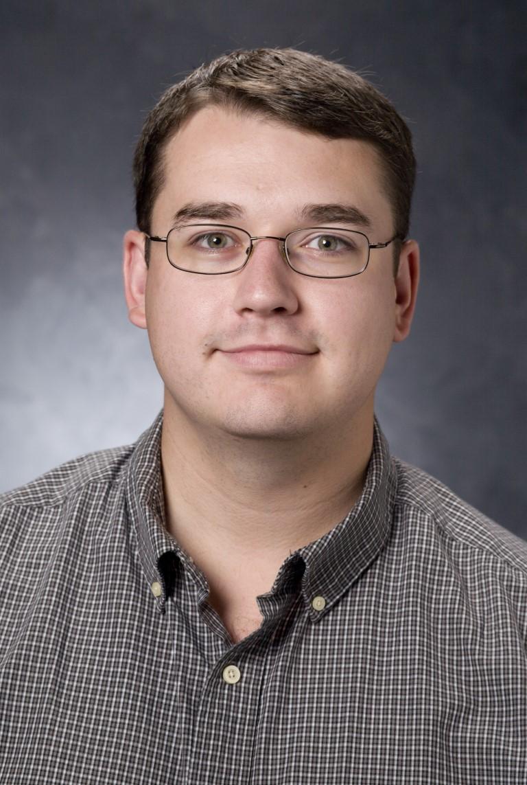 Portrait of Clark MacAllister