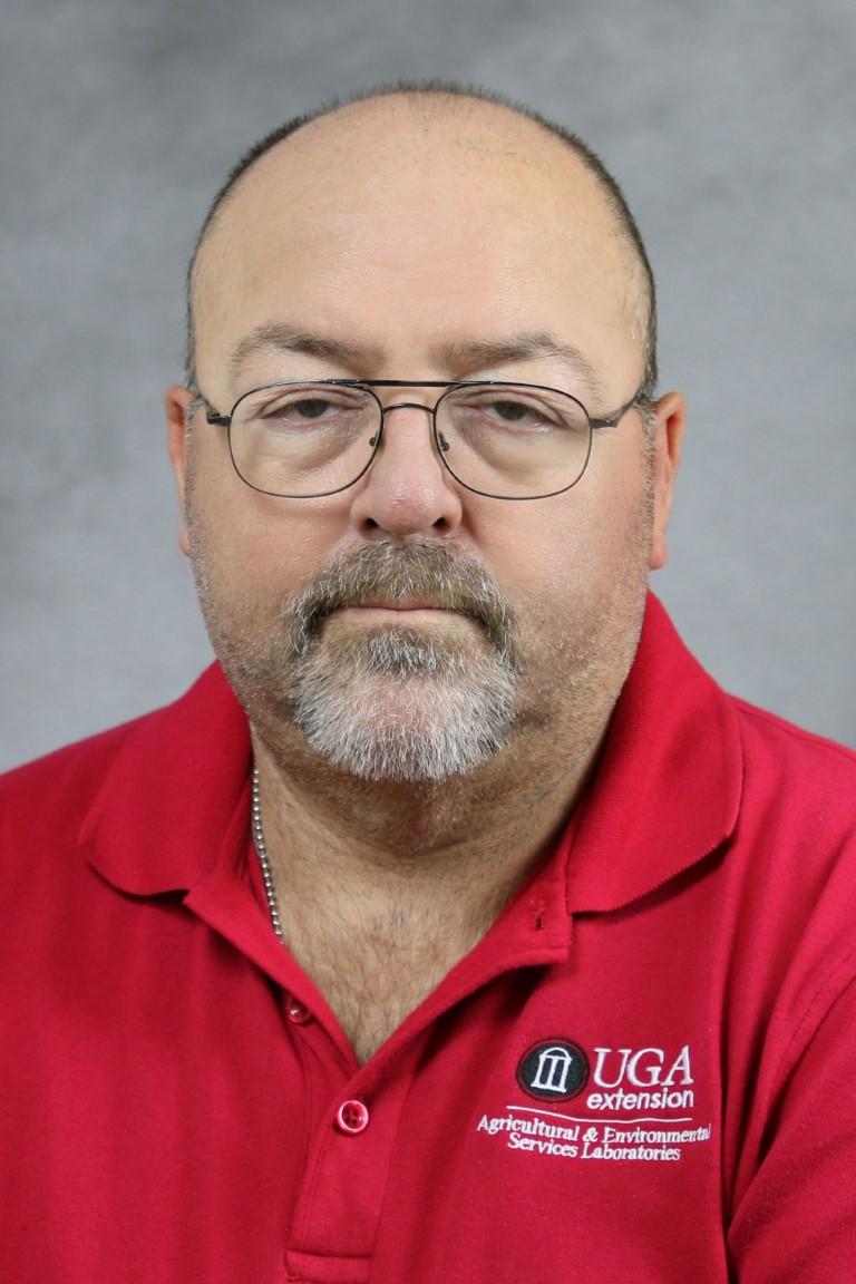 Portrait of Gary N. Williams