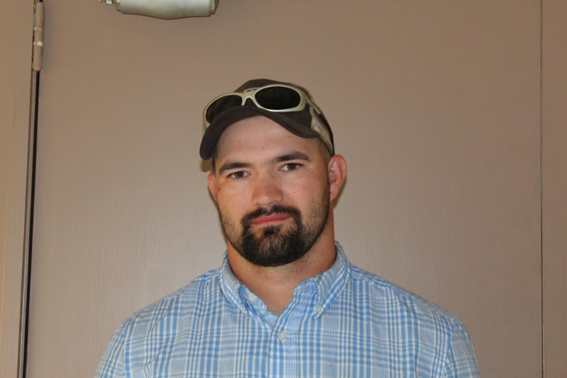 Portrait of Justin Spencer Lanier