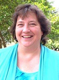 Portrait of Janet R Woodard