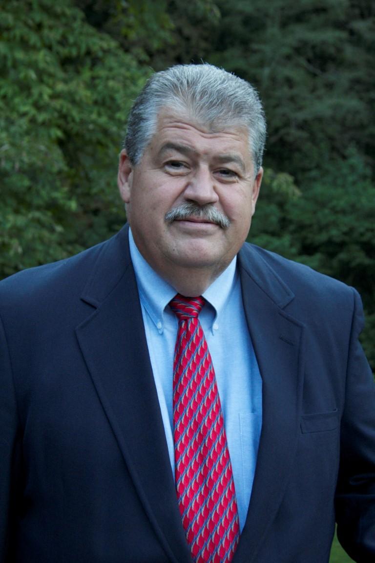 Portrait of Mark A. McCann