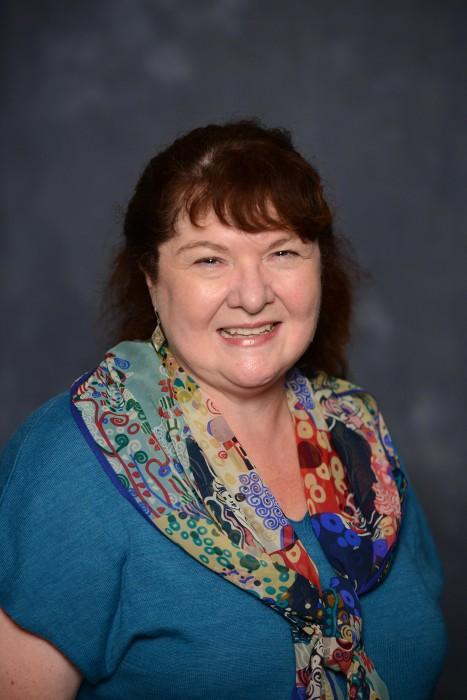 Portrait of Pamela R. Turner