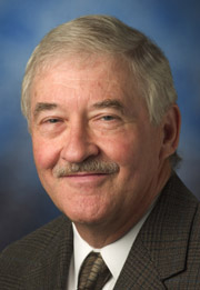 Portrait of Robert W. Matthews