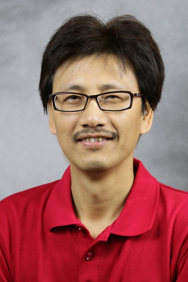 Portrait of Yuangen Yang