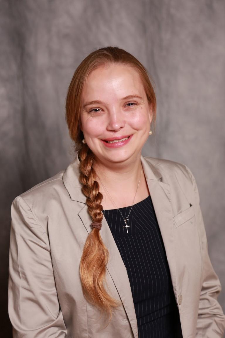 Portrait of Allie Griner