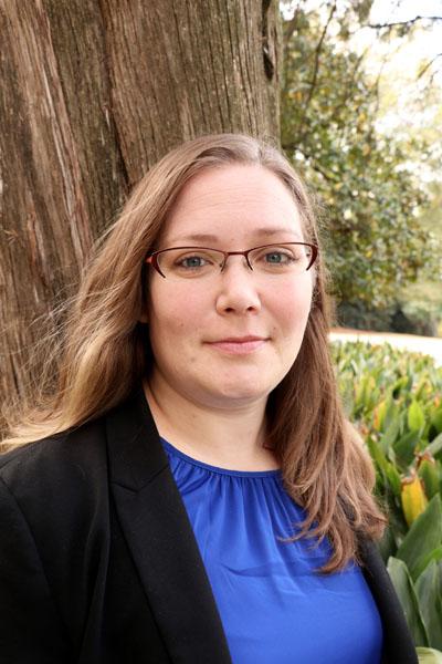 Portrait of Amanda Tedrow