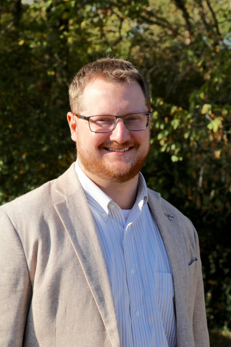 Portrait of Brady Brewer