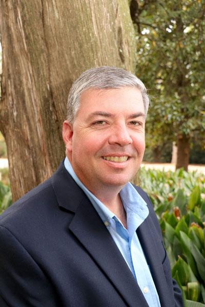 Portrait of Brian D. Fairchild