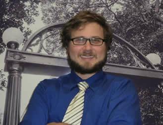Portrait of Brian Howard Kvitko