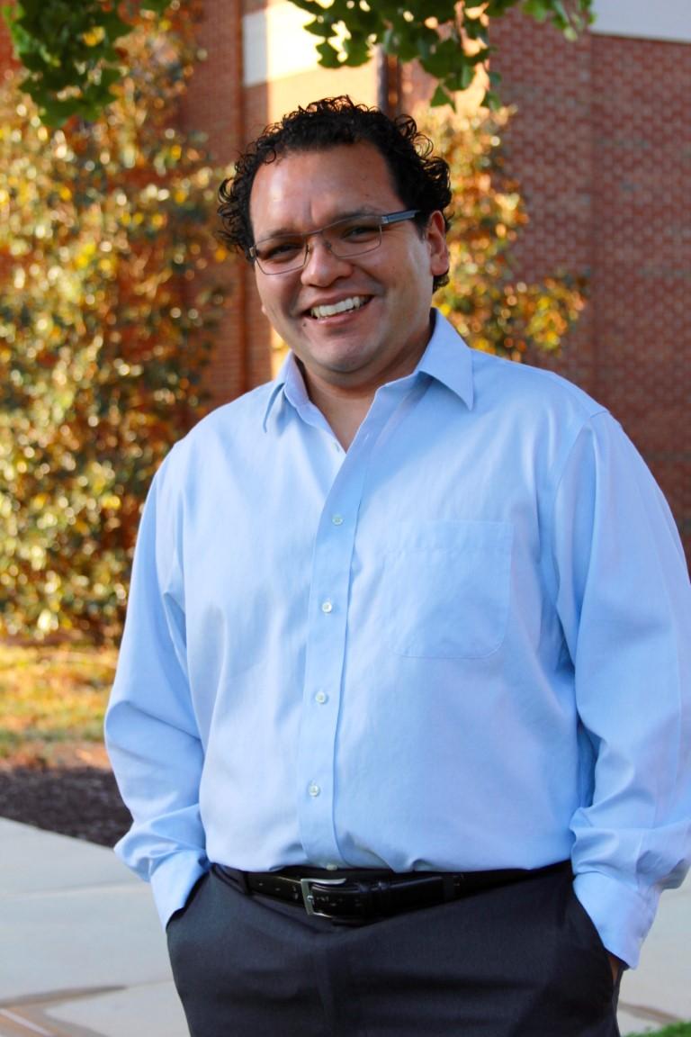 Portrait of Dario Chavez