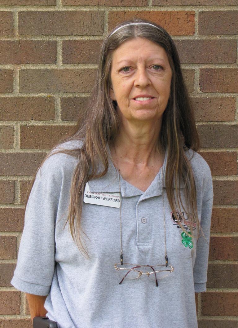Portrait of Deborah Wofford