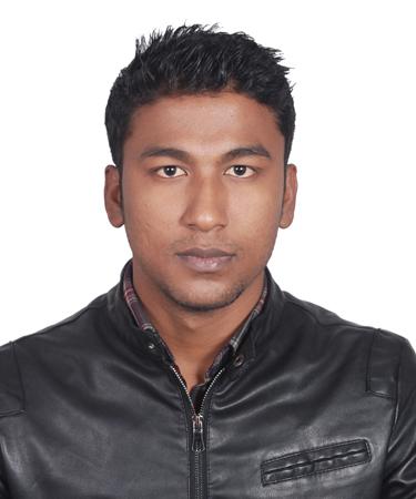 Portrait of Deepak Vitrakoti