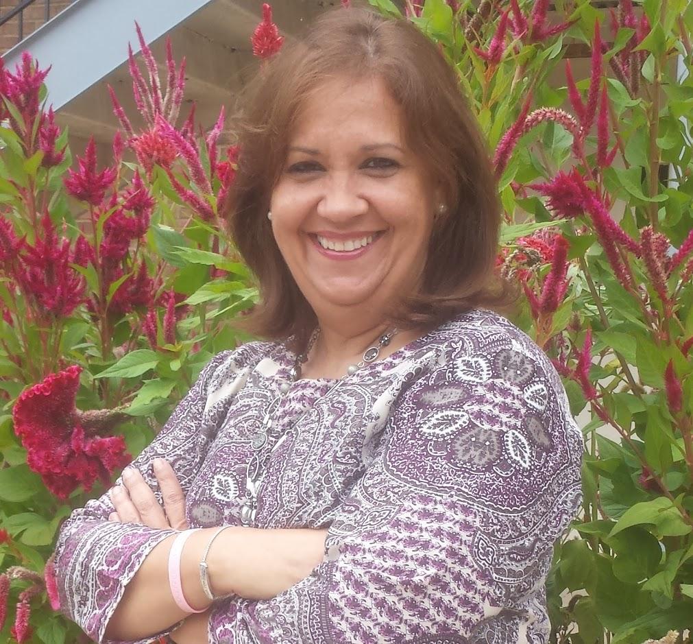 Portrait of Edda Cotto-Rivera