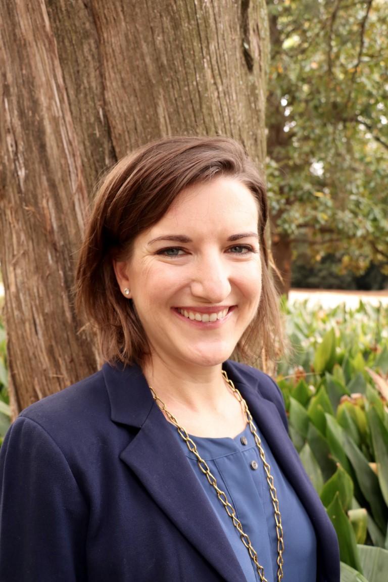 Portrait of Ellen McCullough
