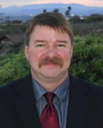 Portrait of Erick Smith