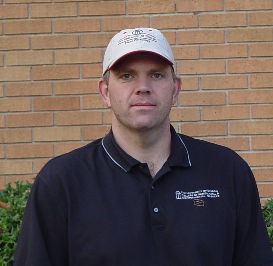 Portrait of Jason H. Brock