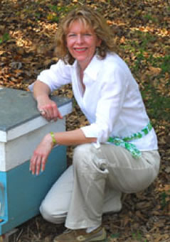 Portrait of Jennifer A Berry