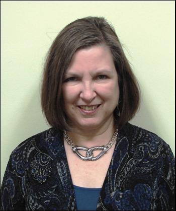 Portrait of Kathy Hensley