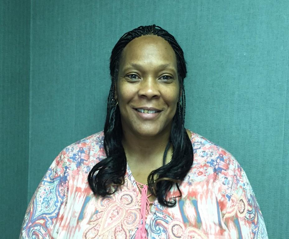 Portrait of Kimberly Watkins