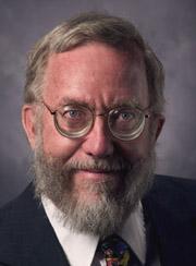 Portrait of Karl E. Espelie
